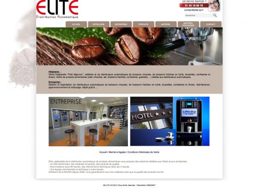 Elite distribution automatique